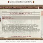 Bericht Brauerei