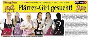 SoPress Girl Frühjahr 2015